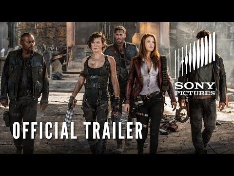 Trailer do filme Resident Evil: O Capítulo Final