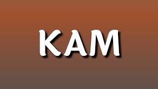 Lil Wayne - Kam (Lyrics) ft. Kam Carter   No Ceilings 3