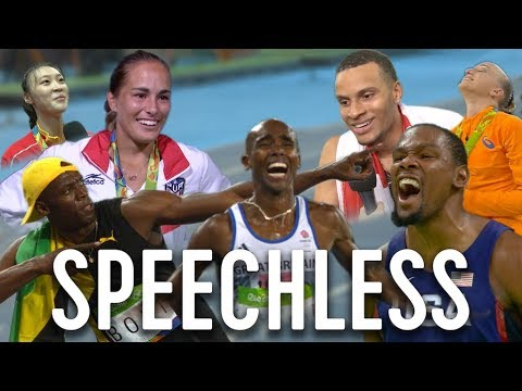Songify the Olympics! // Speechless feat. 2016 Rio Olympic Athletes