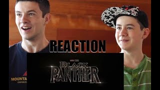 Black Panther Teaser Trailer: Our Reaction