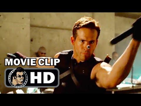 X-MEN ORIGINS: WOLVERINE Movie Clip - Wade Wilson (2009) Ryan Reynolds Superhero Movie HD
