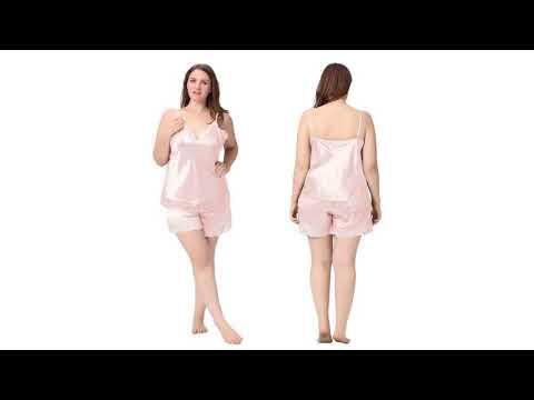 Plus Size Camisole Sets