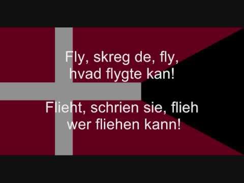 Kong Kristian stod ved højen mast · König Christian stand am hohen Mast - YouTube