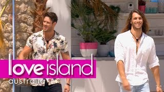 Two hot new boys enter the Villa | Love Island Australia 2018
