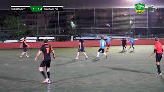 RUBICON FK (1) - (10) İstanbulls. FC / ISTANBUL / iddaa Rakipbul Ligi 2017