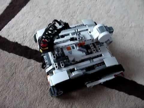 Mindstorm TANK - YouTube