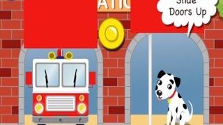 Развивающий мультфильм для детей Маленький пожарный Мультики про машинки