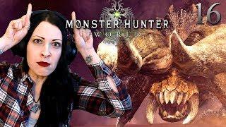 Monster Hunter World Walkthrough Part 16 - GO TO HELL DIABLOS