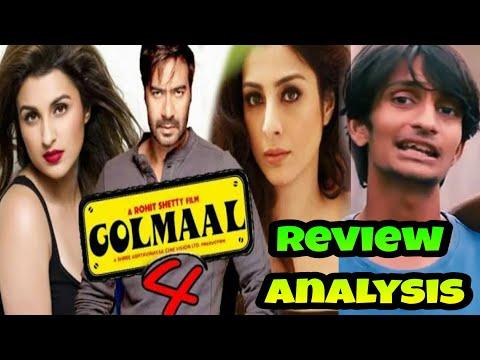 Golmaal Again Trailer | HD Review इस...