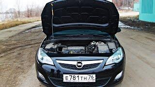 Тест-драйв Opel Astra J 2010 года(Видео к статье