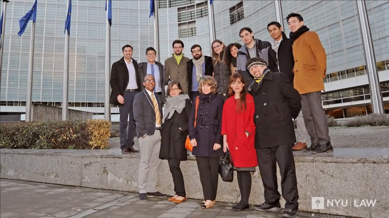 NYU Law Abroad: Paris 2014
