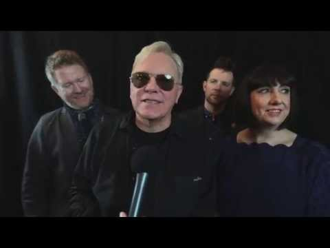 Q Awards 2015: New Order – Q Outstanding Contribution To Music winners