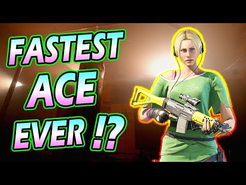 FASTEST RANKED ACE EVER!? - Rainbow Six Siege: Operation Chimera