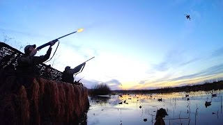 Duck Hunting Lakes and Ponds 2016