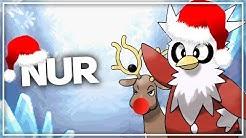 Kann ich mit Botogel und Damhirplex Pokémon Heartgold durchspielen?