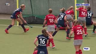1. Feldhockey-Bundesliga Damen DHC vs. CadA 15.04.2018 Highlights