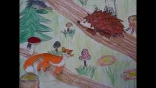 Мультфільм ''Самий сильний я в лісі'' (Центр охорони прав дитинства)