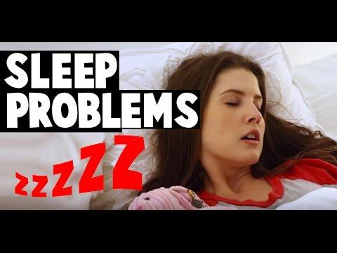 SLEEP PROBLEMS   Amanda Cerny & Juanpa Zurita