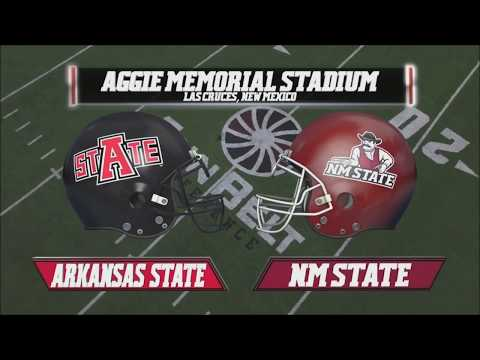 Arkansas State vs. New Mexico State 2017
