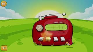 Angry Birds - TOTAL 34 GOLDEN EGG WALKTHROUGH COMPLETE STAR