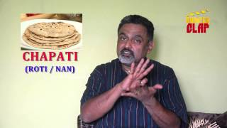 """Learn Indian Sign language """"FOOD"""" #GetStarted"""