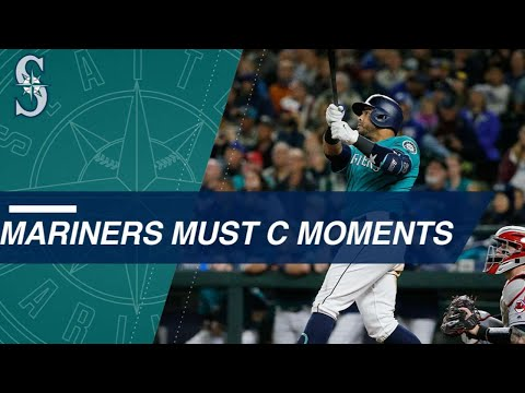 Must C: Top Moments from the 2017 Mariners season