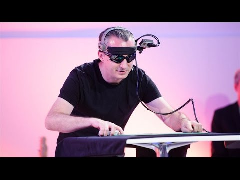It's Magic! (Marco Tempest, Director's Fellow at MIT Media Lab) | DLDsummer 15