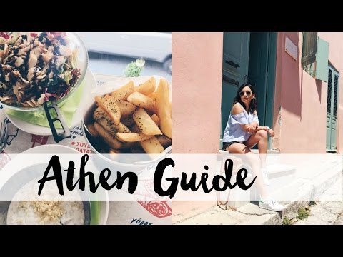 ATHEN TRAVEL GUIDE | REISE VLOG | madametamtam