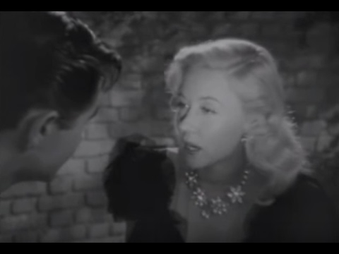 Oscar Winner Gloria Grahame Plays A Hooker - Crossfire (1947)