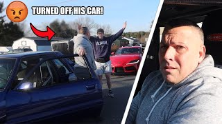ANNOYING My DAD for 24 HOURS! (HE WAS SO MAD)