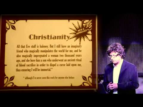 Richard Carrier - Testing Religion Claims with Science and History