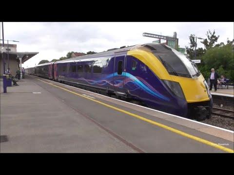 Trains at Maidenhead, Evening Peak | 09/08/16