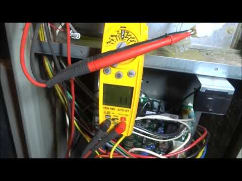 American Standard Gas Furnace Not Heating House