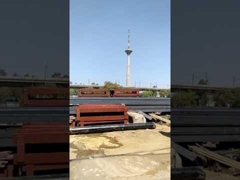 Delhi T V tower