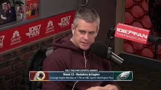 Redskins Get Weapons Back Heading into Divisional Clash with Eagles