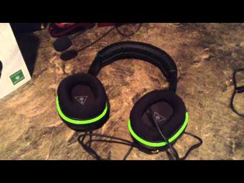 8dd3f323ae0 Turtle Beach Xbox One Earforce Xo Four Gaming Headset - YouTube