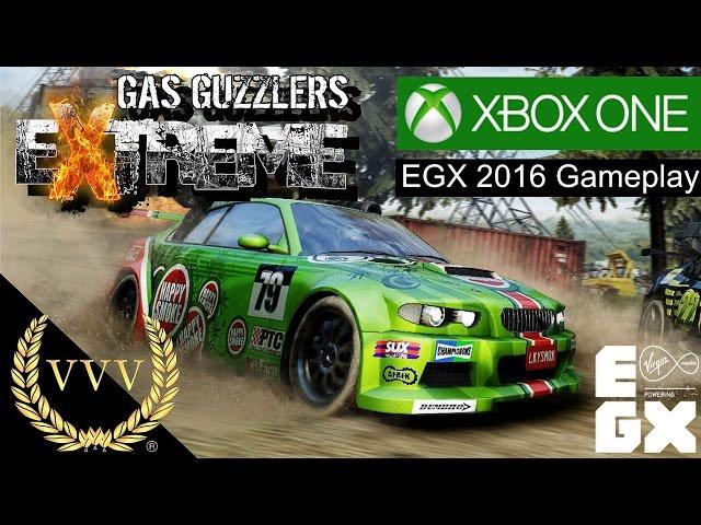 Gas Guzzlers Extreme - Xbox One Gameplay - EGX 2016