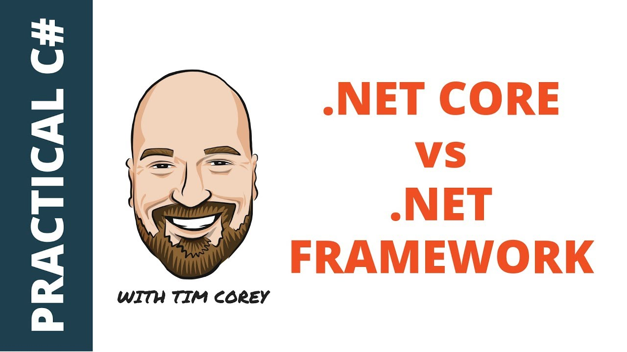 .NET Core vs .NET Framework   What's the difference