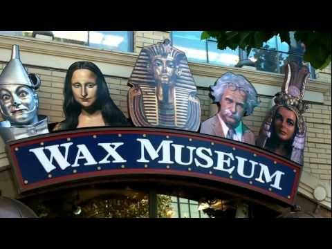 Wax Museum At San Francisco's Fisherman's Wharf
