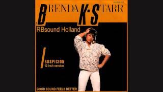 Brenda K Starr - Suspicion (12 inch version) HQsound