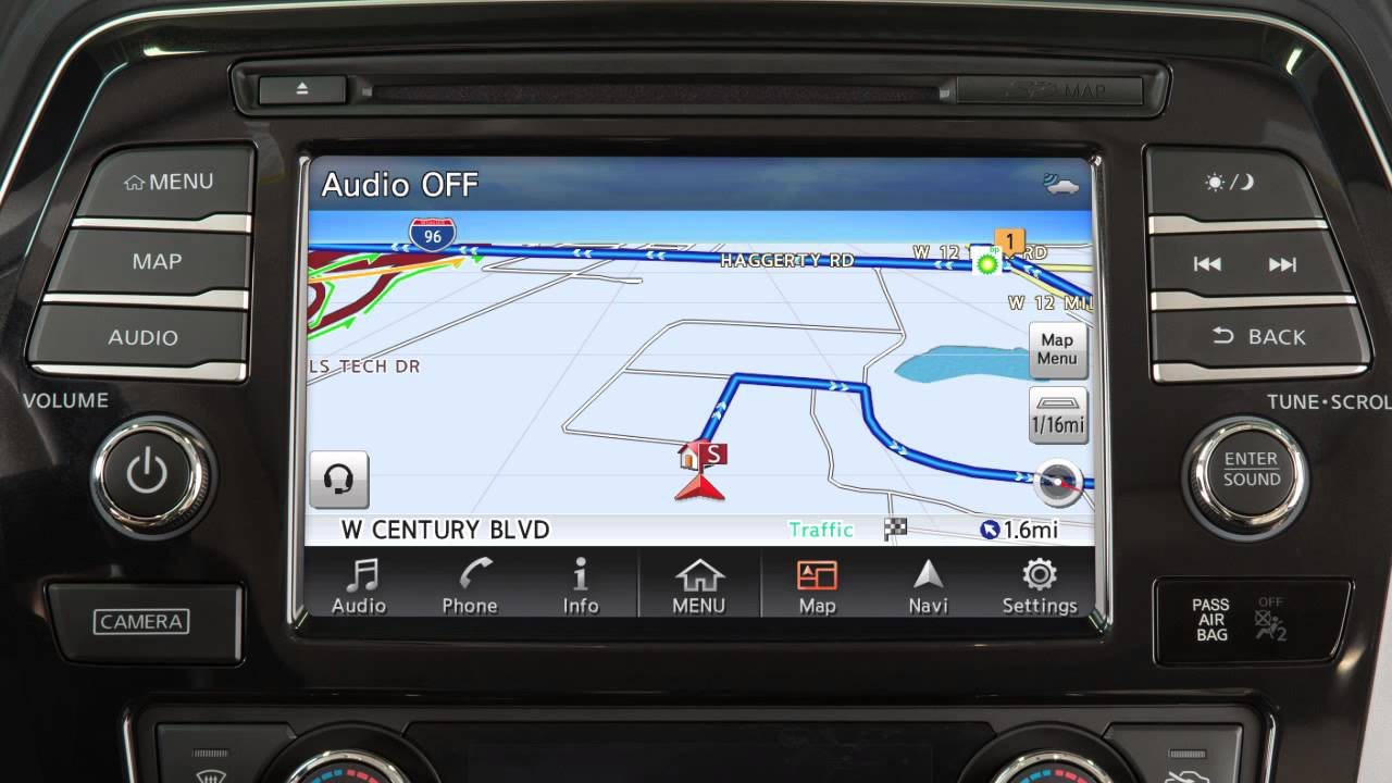 2015 nissan pathfinder navigation manual