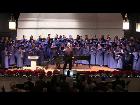 Once in Royal David's City - Lycoming College 2017 Christmas Candlelight Service