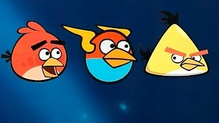 Angry Birds мультфильм и песня - таблица умножения для детей