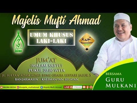 Download Guru A Mulkani - 2020-09-26 Malam Minggu -  MP3 & MP4