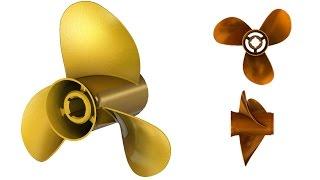 SolidWorks Tutorial #233: pro. propeller