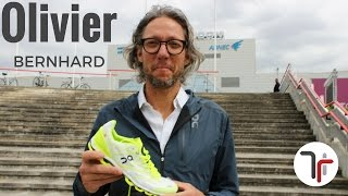 On Running: Olivier Bernhard talks Javier Gomez and Cloudflash