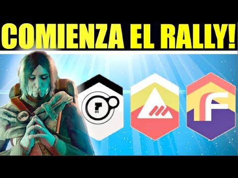 Destiny 2: COMIENZA EL RALLY DE FACCIONES! Nuevos Engramas Brillantes, Hazañas, Ocaso & Mas!