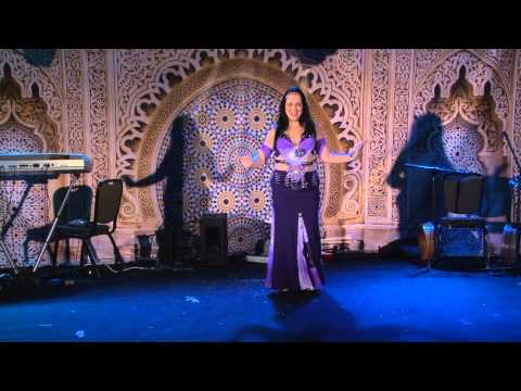 Michal Shpond Caspi  Belly Dance   מיכל שפונד כספי
