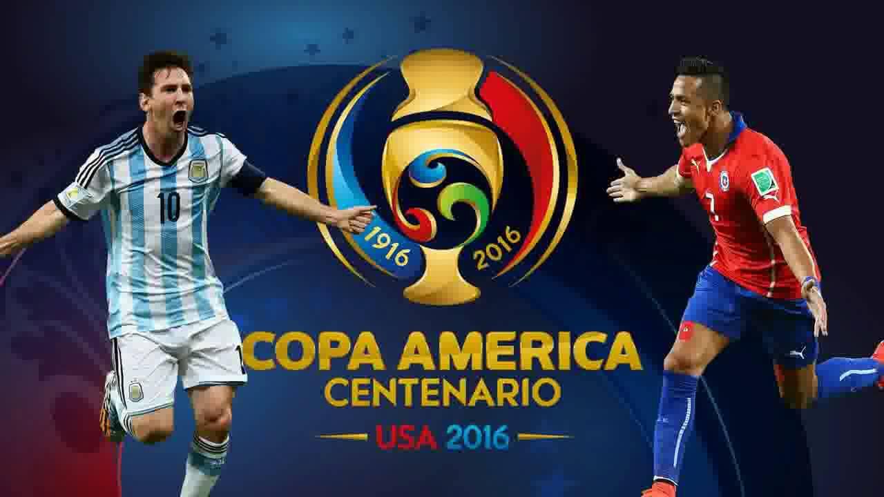 Argentina Vs Chile Online Promo Copa America 2016
