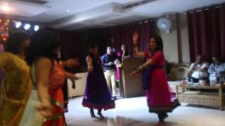 farewell act by geeta jain and party